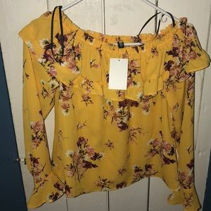 A Floral Shirt from H&M